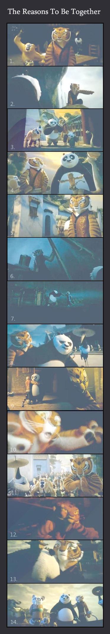 Kung Fu Panda PoxTigress by KellBell93