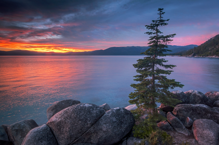 Rocky Point II by EtherealSceneries