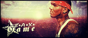 The Game L.A.X sig