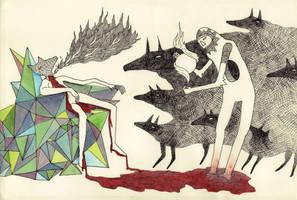 Throne by Ayzlyn