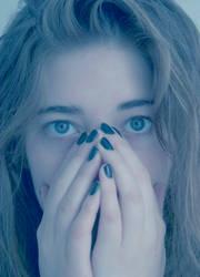 blue by Ayzlyn