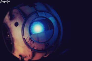 Wheatley - Portal 2 by DaisytheDragon