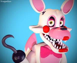 Toy Foxy - FNaF 2 by DaisytheDragon