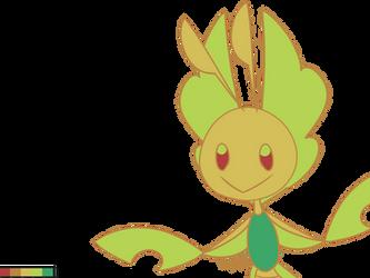 Leavanny (Pallet Challenge) - Pokemon by DaisytheDragon