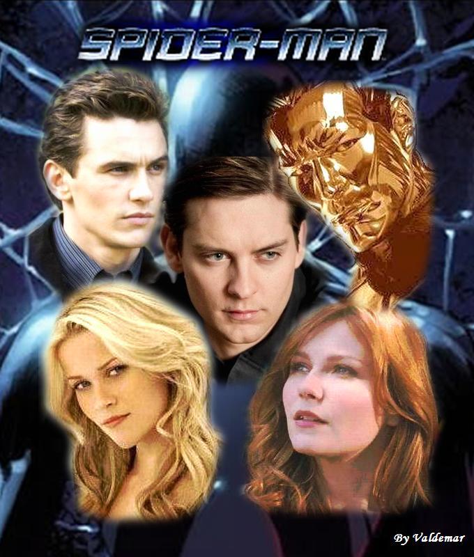 Harry Maguire Wallpaper: Spider-man Wallpaper: Blue By Valdemar-poe On DeviantArt