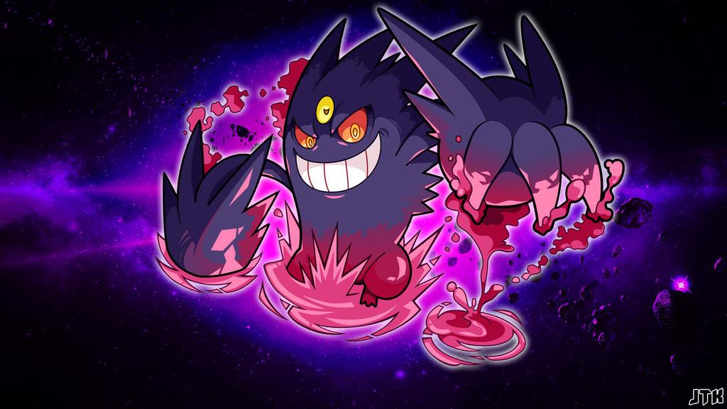top pokemon mega gengar wallpapers