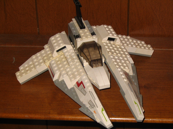 Lego Vic Viper by EnuoCale