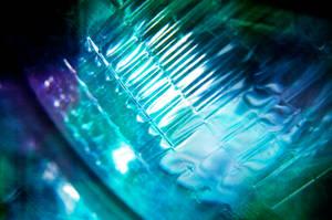 Blue Aurora by mdr9inchnails