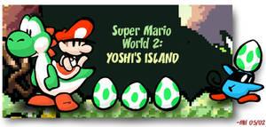 Yoshi's Island by yooki42