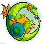 Mega man 2 Dragon