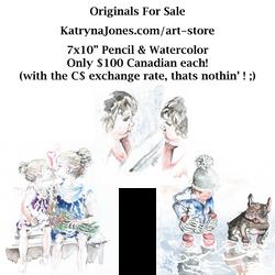 Originals For Sale