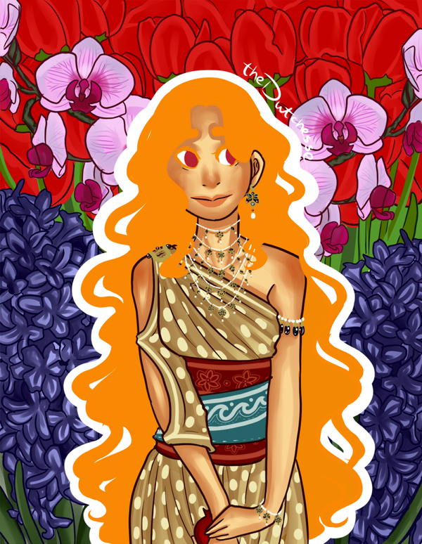 Persephone Khthonia by TheDutchesse