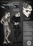 Mass Effect - Ferrein Vehx Reference