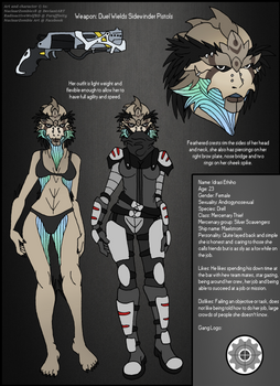 Mass Effect - Idrasi Ethiho Reference