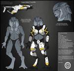 Mass Effect - Khavras Rershiar Reference