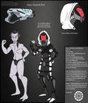 Mass Effect - VelZearos Vas Maelstrom Reference