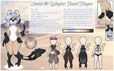 Genesis Reference by Ashen-Oni-Creations