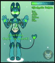 Adopt - Cyborg #1 by Ashen-Oni-Creations