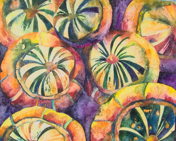 pumpkins by Radina-M
