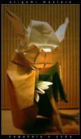 origami masters:kawahatas yoda