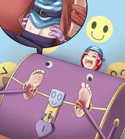 Jolly Joy's Treasure Tickles~