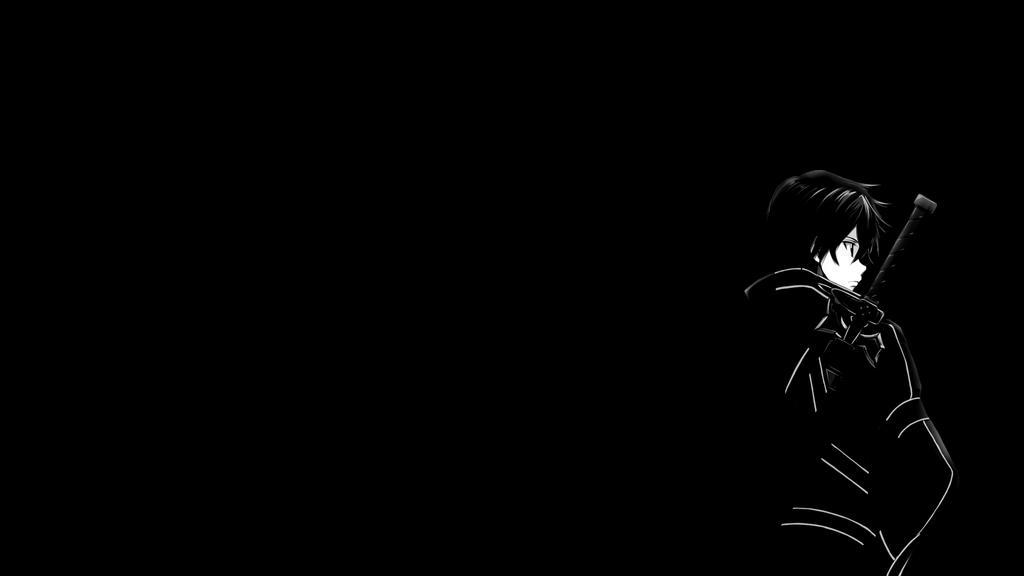 kirito dark wallpaper -#main