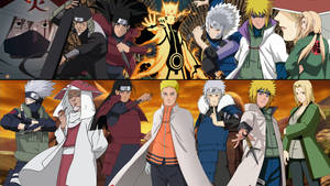 Hokage Collage
