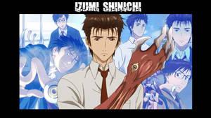 Shinichi Izumi wallpaper