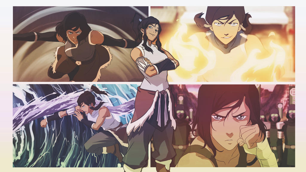 Korra wallpaper by dinocojv on deviantart korra wallpaper by dinocojv voltagebd Images