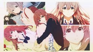 Nishimiya Shouko Wallpaper