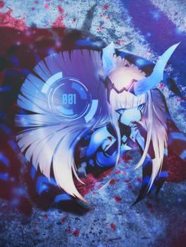Klaxosaur Princess -- Darling in the FranXX