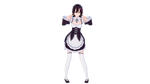 Mikasa Maid PNG -- Koikatsu by DinocoZero