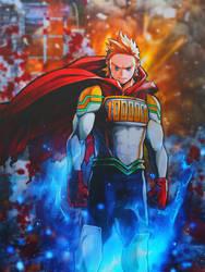Mirio Togata -- Boku no Hero Academia by DinocoZero