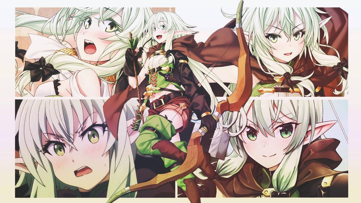 High Elf Archer Wallpaper by DinocoZero ...