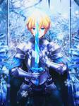 Eugeo -- Sword Art Online Alicization by DinocoZero
