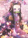 Nezuko -- Kimetsu no Yaiba