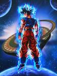 Goku -- Ultra Instinct