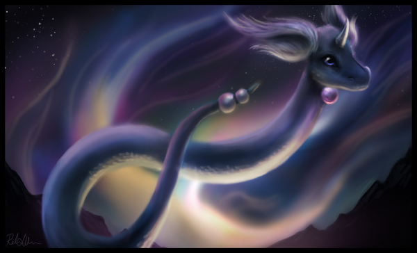 Dragonair by RebeccaWeaver