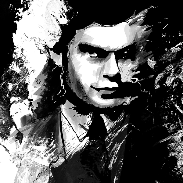 Dexter by RebeccaFrank