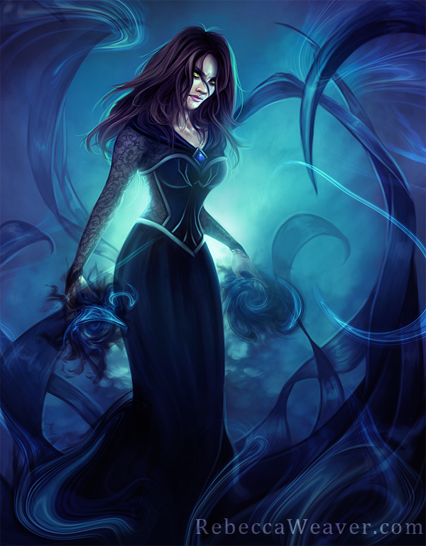 Dark Caster by RebeccaWeaver