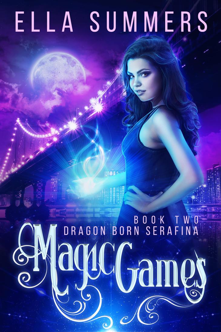 Magic Games by RebeccaFrank