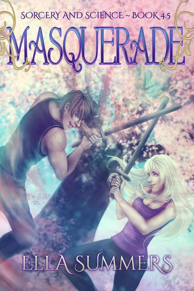 Masquerade by RebeccaFrank