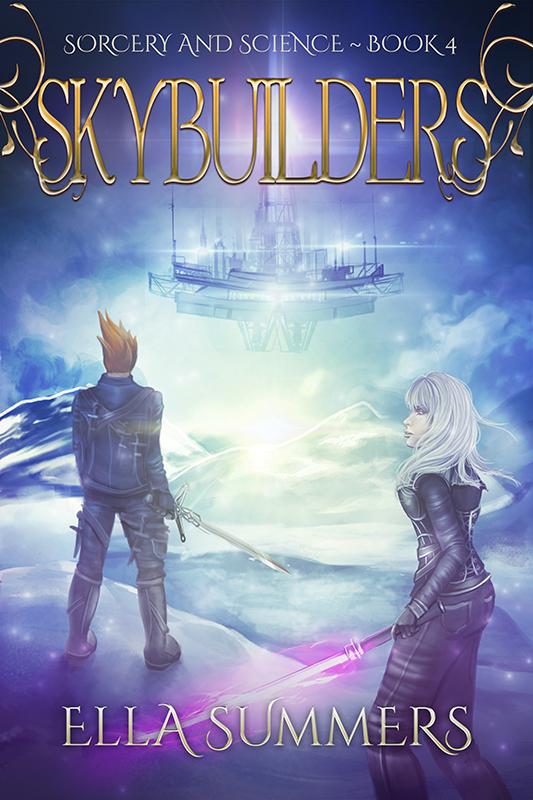 Skybuilders by RebeccaFrank