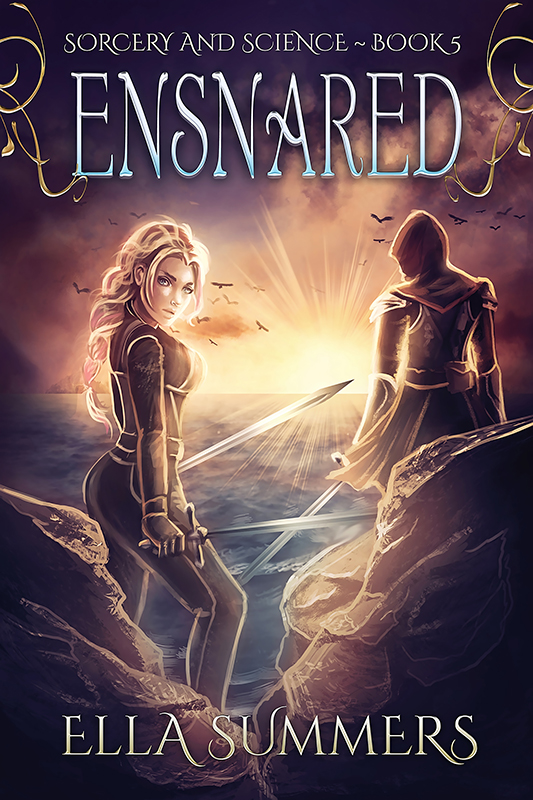 Ensnared by RebeccaFrank
