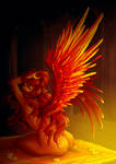 Contest entry -:- The Phoenix-:-