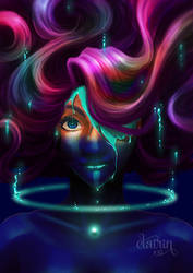 -:- Contest : My Imaginarium -:- by Elairin
