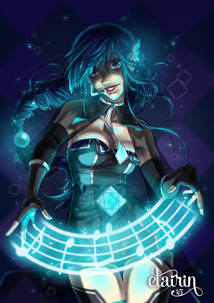 -:- Contest : Alys'Light -:- by Elairin