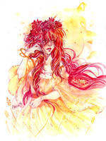 -:- Summer -:- by Elairin