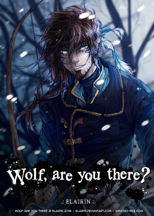 -:- [Comic EN + BD FR] - Wolf are you there -:- by Elairin
