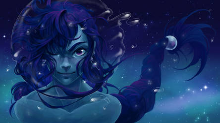 ALYS - Astronaut by Elairin